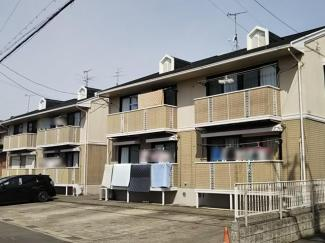 中川区戸田三丁目2棟アパート
