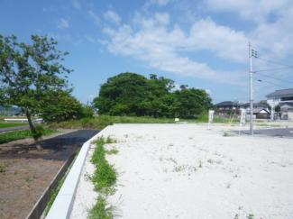 【外観】ガーデンスクエア近江八幡Ⅱ【9区画】 8号地