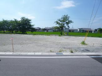 【外観】ガーデンスクエア近江八幡Ⅱ【9区画】 6号地