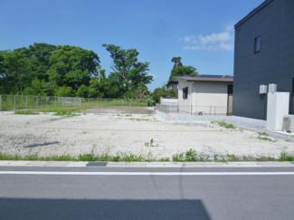 【外観】ガーデンスクエア近江八幡Ⅱ【9区画】 3号地