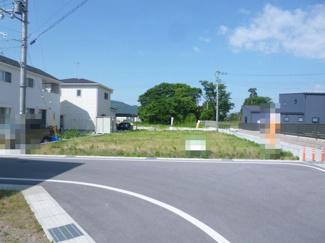 【外観】近江八幡市友定町 B号地 売土地