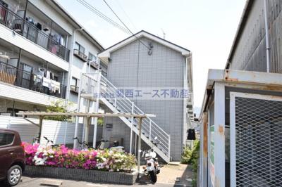 【外観】吉田下島マンション