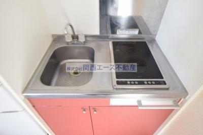 【キッチン】吉田下島マンション