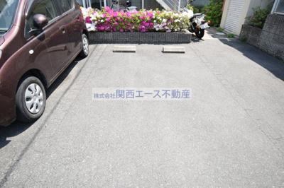 【駐車場】吉田下島マンション