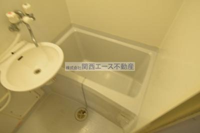 【浴室】吉田下島マンション