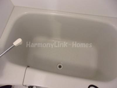 ハーモニーテラス柴又Ⅱのお風呂