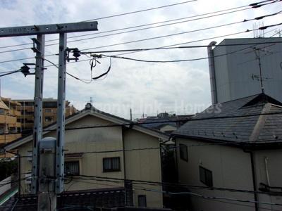 ハーモニーテラス柴又Ⅱの展望
