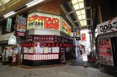 【外観】堺東!銀座通り! 駅近 約25坪