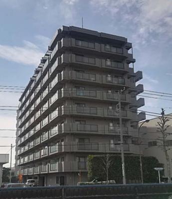【外観】エンゼルハイム石神井公園壱番館