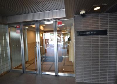 【エントランス】コンフォリア西早稲田