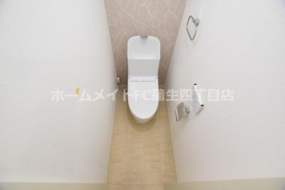 【トイレ】クリエオーレ鶴見