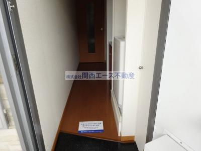 【玄関】レオパレスフセアジロミナミ