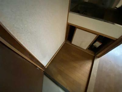 【玄関】金刺荘