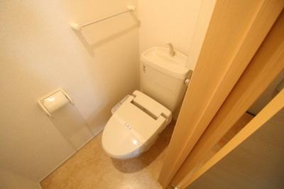 【トイレ】サニー離宮前