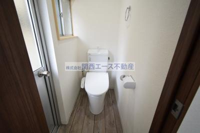 【トイレ】横小路町3丁目貸家
