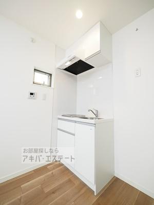 【キッチン】GlanzWood墨田