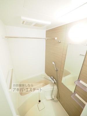 【浴室】GlanzWood墨田