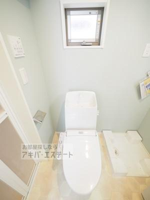 【トイレ】GlanzWood墨田