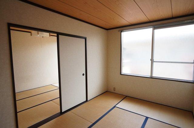 【寝室】ハイツシャンポール