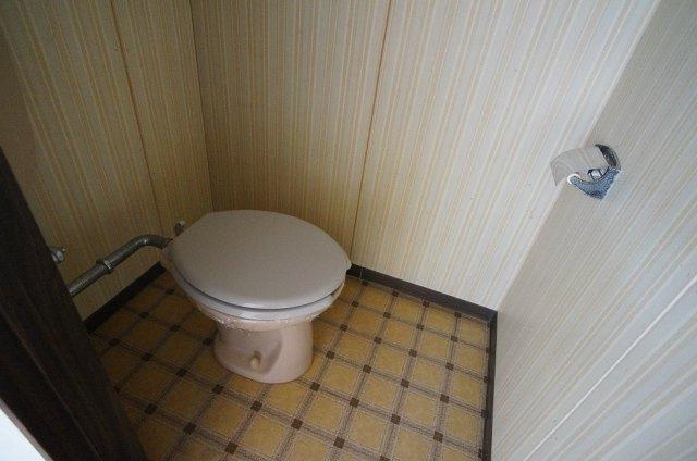 【トイレ】ハイツシャンポール