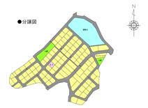 浅口市金光町佐方ニュータウン 全110区画の画像
