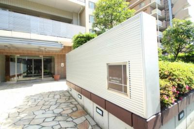 【外観】ミオカステーロ篠崎 82.50㎡ 最 上階 角 部屋 リ フォーム