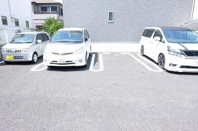 【駐車場】ラビエール