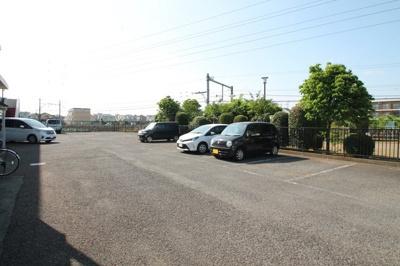 【駐車場】ラ・フォーレ美堀