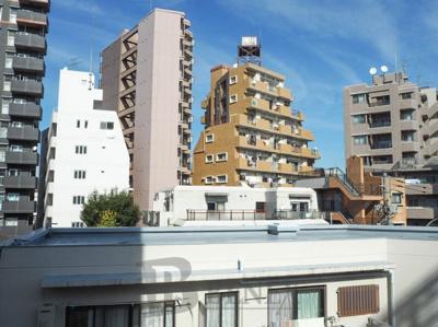 ラ・コスタ新宿余丁町の展望です