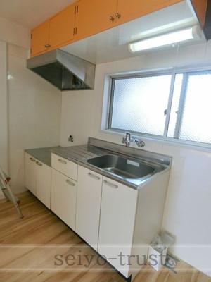 【キッチン】山下第2ビル