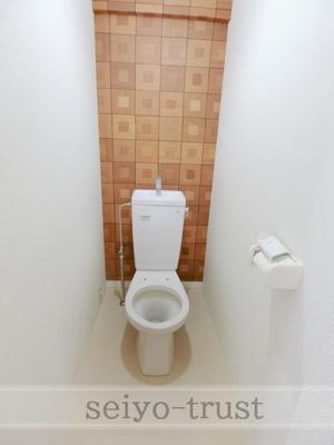 【トイレ】山下第2ビル