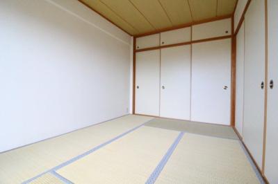 【和室】グレーシィ須磨アルテピアⅢ番街2基棟