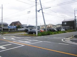 【外観】近江八幡市武佐町  売土地