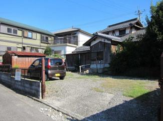 【土地図】近江八幡市上野町 売土地