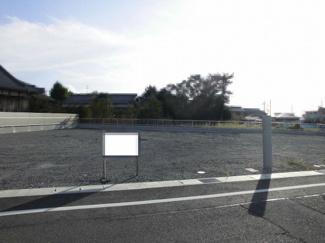 【外観】近江八幡市小田町 2号地 売土地