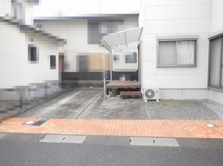 【駐車場】近江八幡市西庄町 売土地