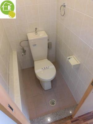 【トイレ】トーマス前島