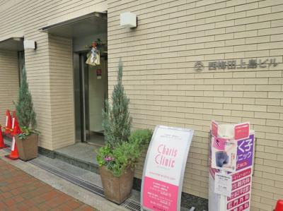 【エントランス】西梅田上島ビル
