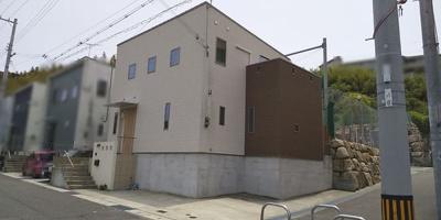 【外観】神戸市垂水区塩屋北町2丁目 中古戸建