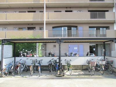 【駐車場】朝日プラザCITYウエストヒル神戸A棟