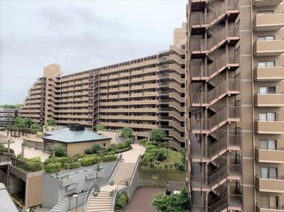 【展望】朝日プラザCITYウエストヒル神戸A棟