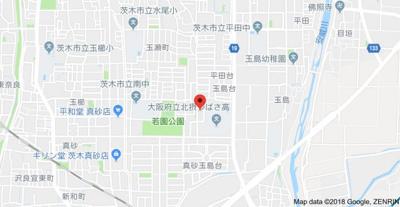 【地図】ロアジール西口