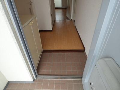【玄関】ロアジール西口