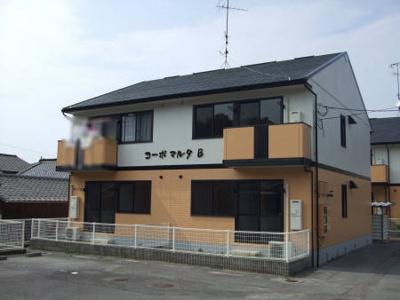 【外観】コーポマルタ B棟