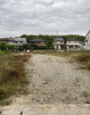 【外観】伏見区深草大亀谷古御香町 建築条件無し売土地