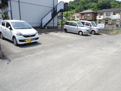 【駐車場】サンライフ友 B
