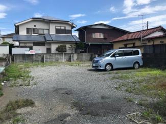 【外観】松が岡5丁目駐車場Ⅰ・Ⅱ