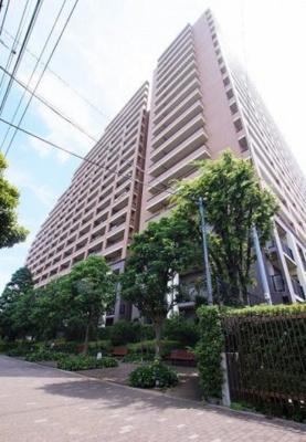 【外観】ジースクエア 平成12年築  3階 角 部屋