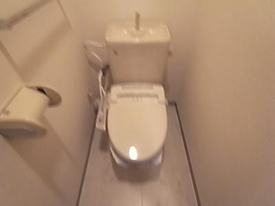 【トイレ】グランドメゾンラフォーレ