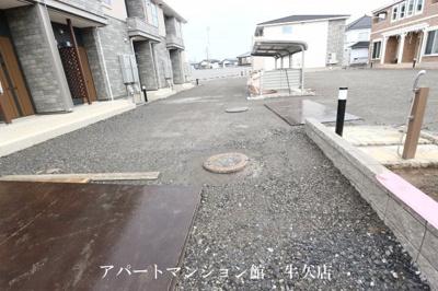 【駐車場】アンベリールA